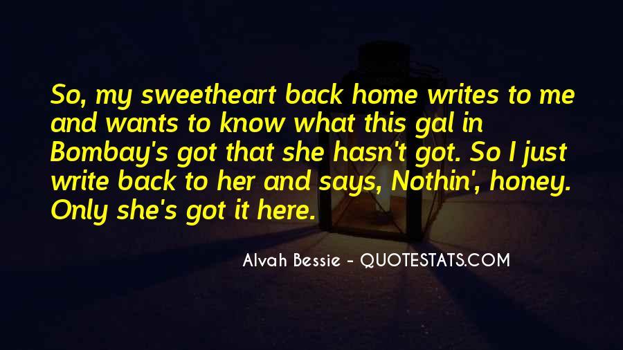 Alvah Bessie Quotes #1215630