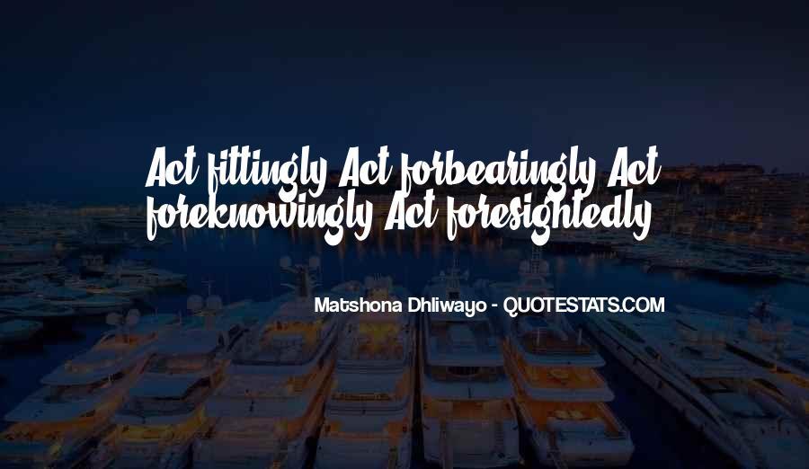 Alvin Dark Quotes #1032072