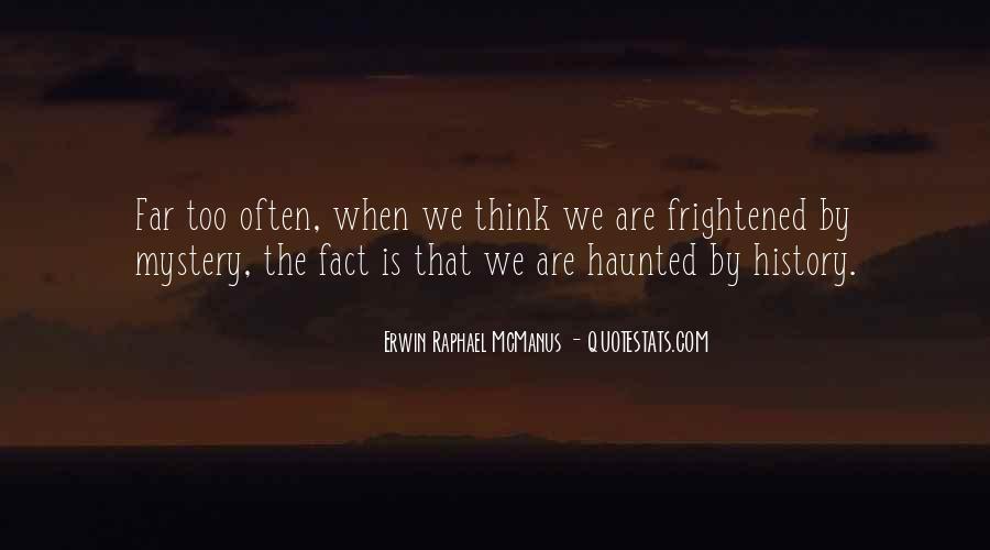 Alvin Dark Quotes #22960