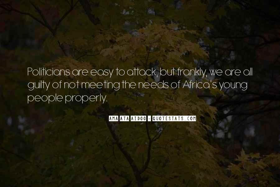 Ama Ata Aidoo Quotes #1145827