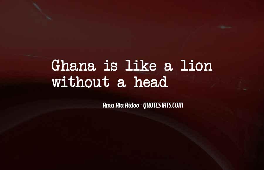 Ama Ata Aidoo Quotes #1528571