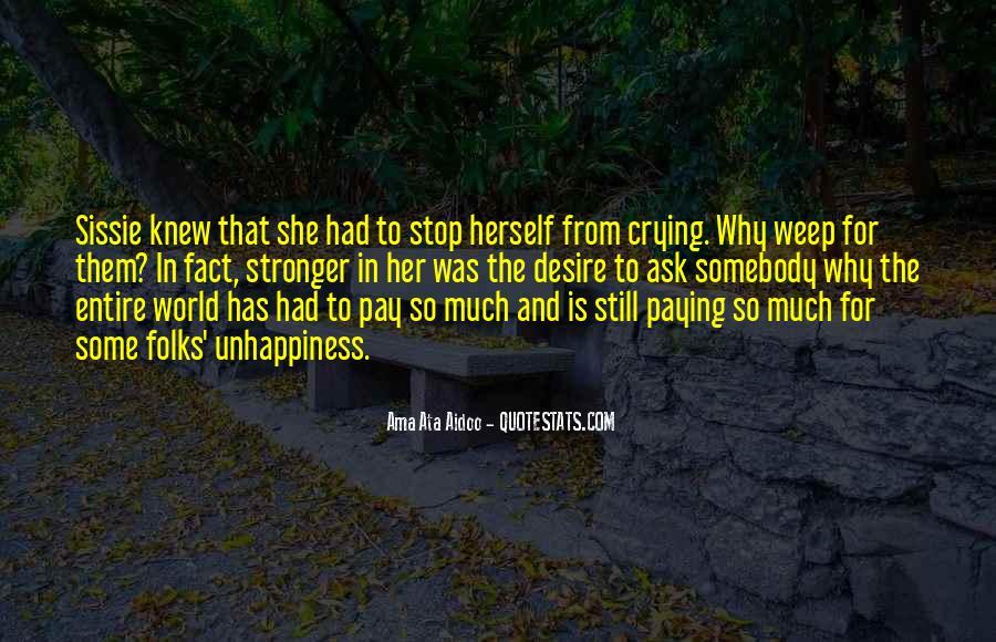 Ama Ata Aidoo Quotes #159848