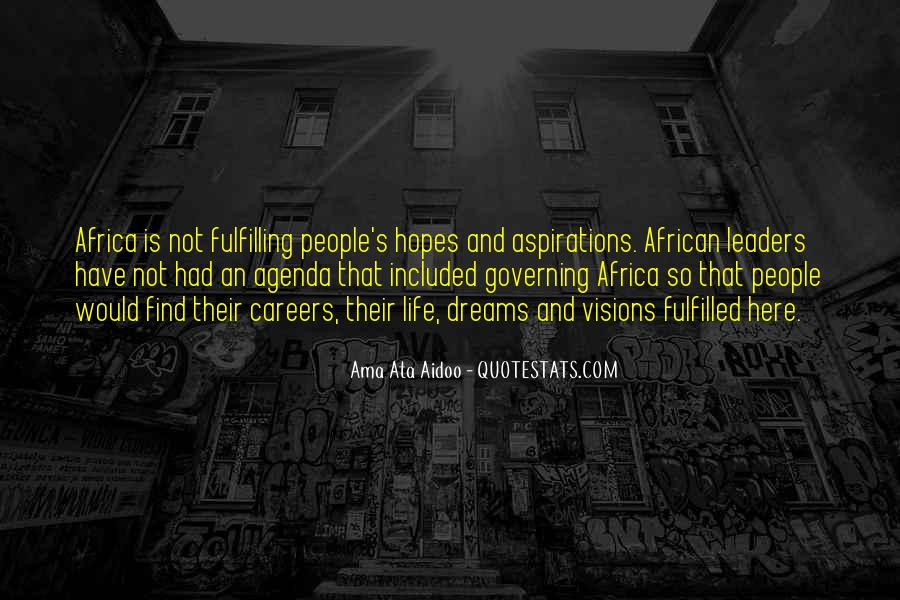 Ama Ata Aidoo Quotes #1703802