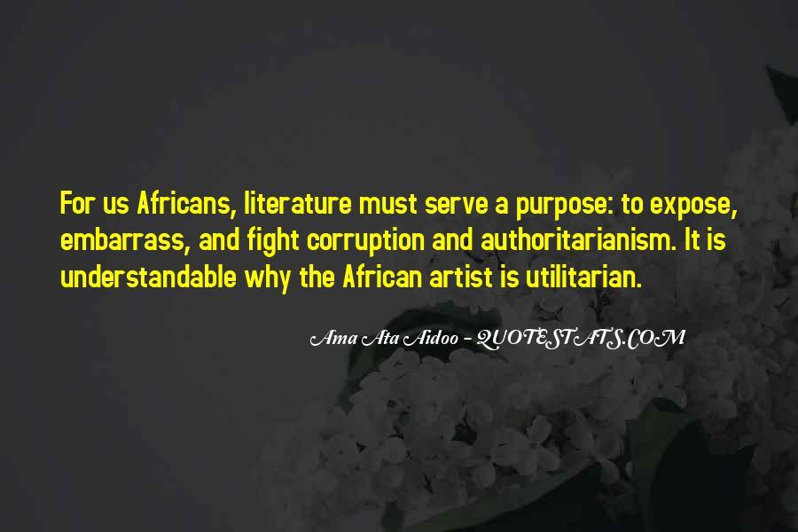 Ama Ata Aidoo Quotes #61228