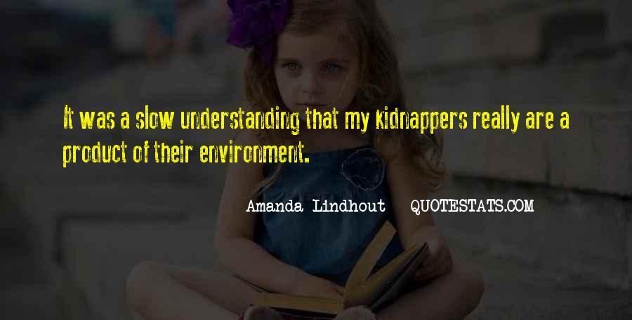 Amanda Lindhout Quotes #1019493