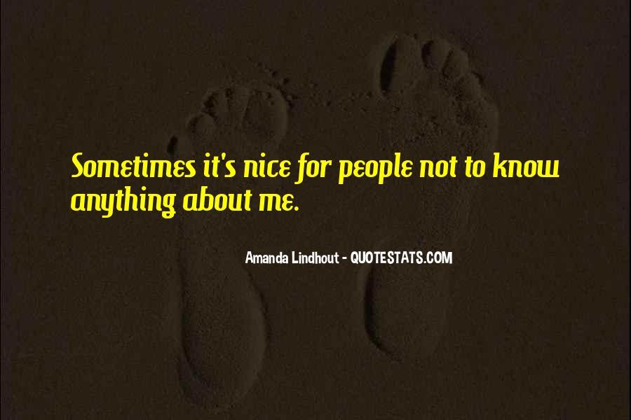 Amanda Lindhout Quotes #1019599