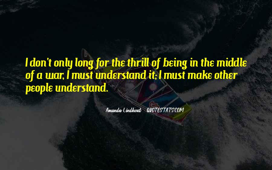 Amanda Lindhout Quotes #125027