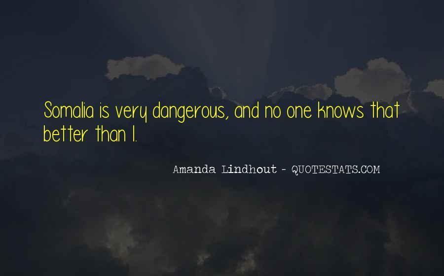 Amanda Lindhout Quotes #1417473