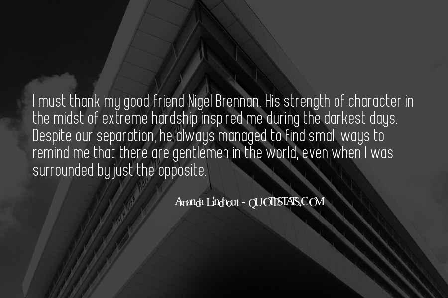 Amanda Lindhout Quotes #1619000