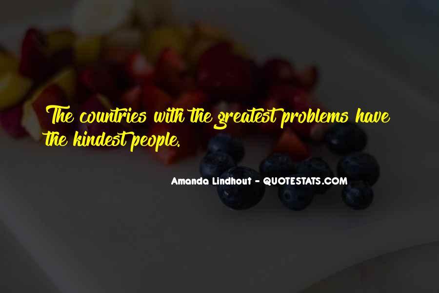 Amanda Lindhout Quotes #1695071