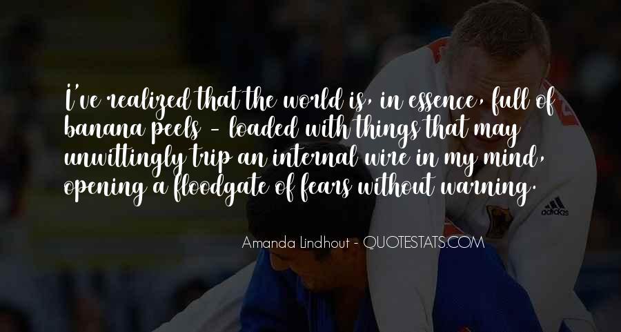 Amanda Lindhout Quotes #1709366