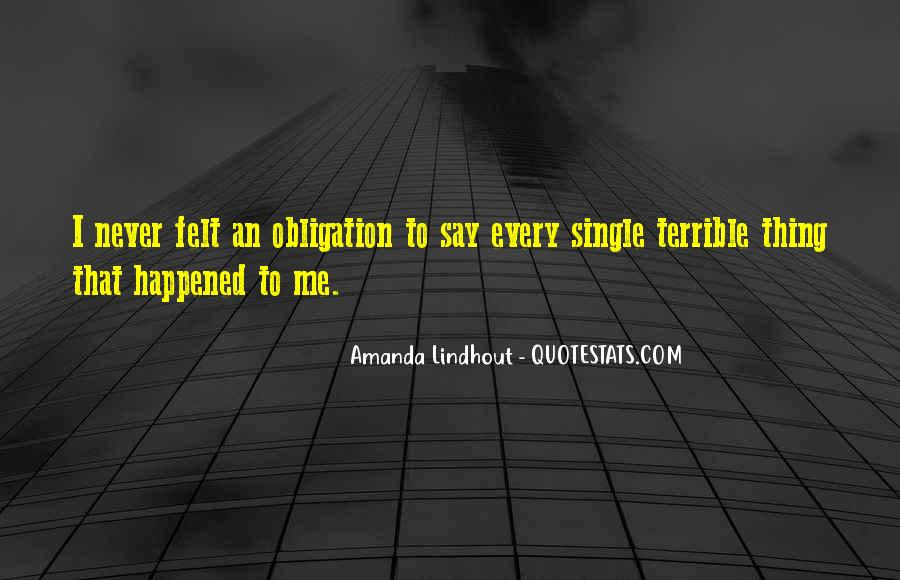 Amanda Lindhout Quotes #1783977