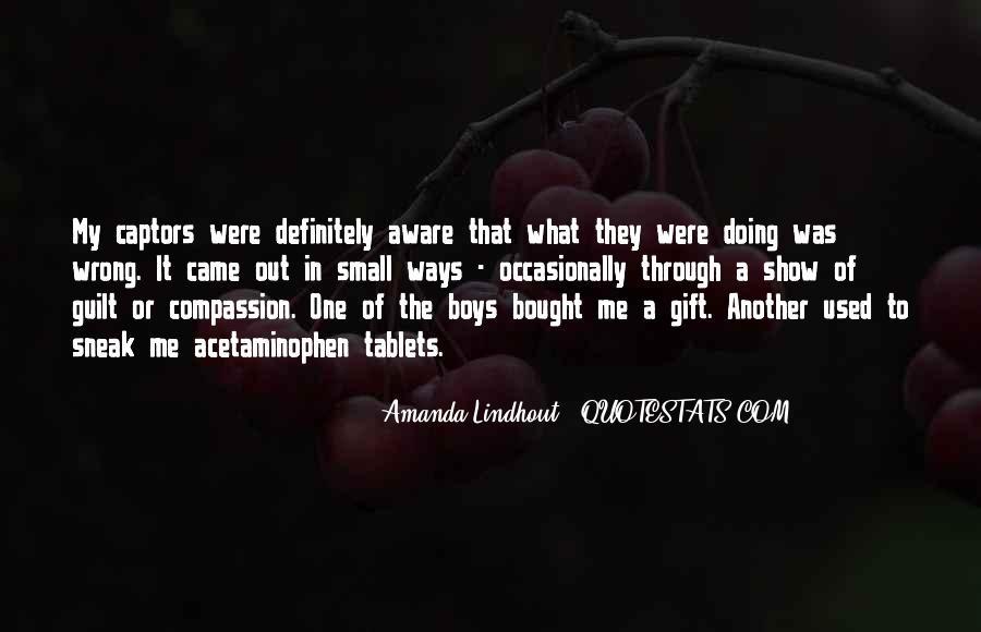 Amanda Lindhout Quotes #245648