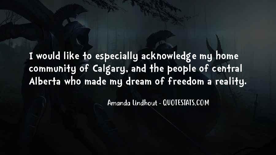 Amanda Lindhout Quotes #254482