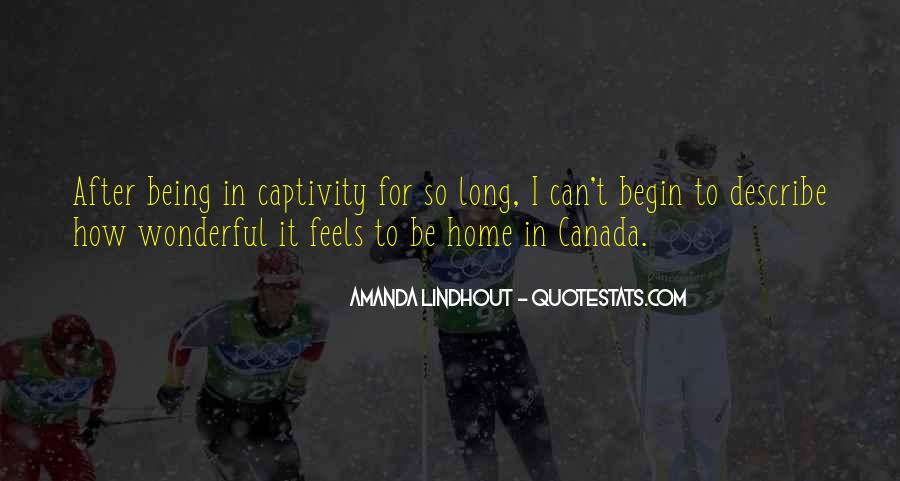 Amanda Lindhout Quotes #440077