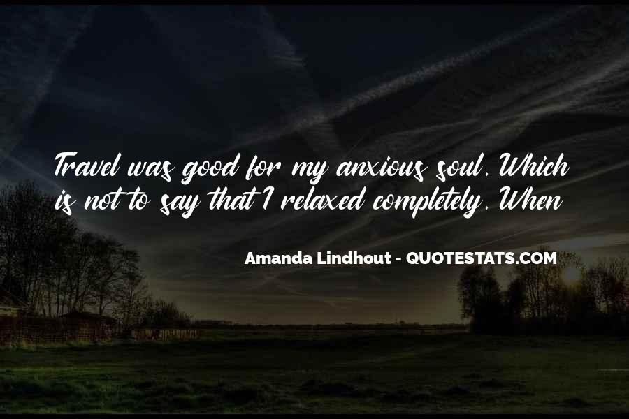 Amanda Lindhout Quotes #719272