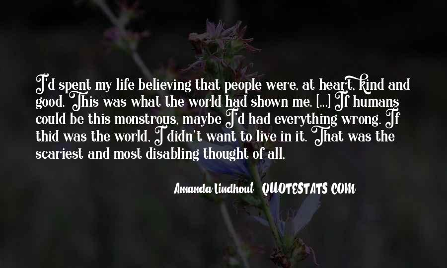 Amanda Lindhout Quotes #909604