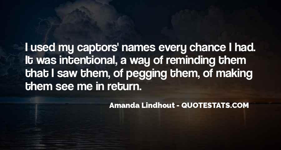 Amanda Lindhout Quotes #933866