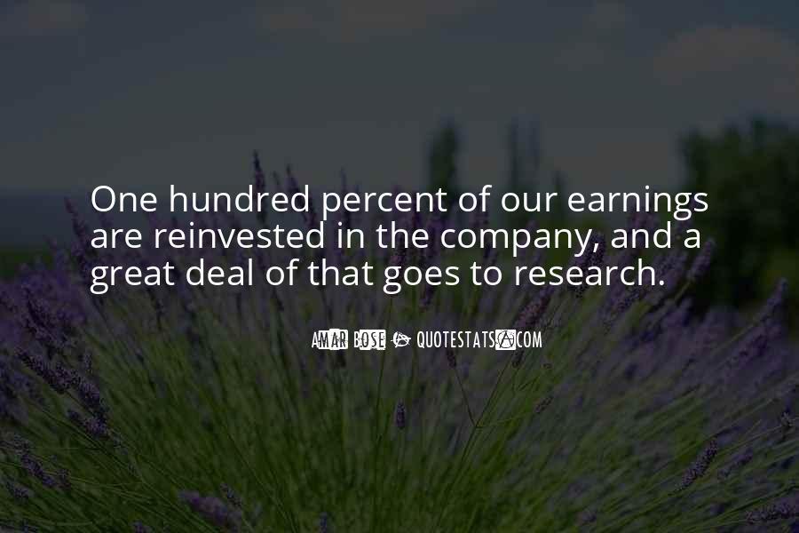 Amar Bose Quotes #1207835