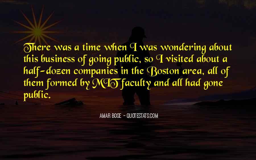 Amar Bose Quotes #1537618