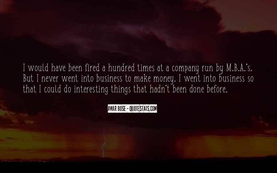 Amar Bose Quotes #1617539