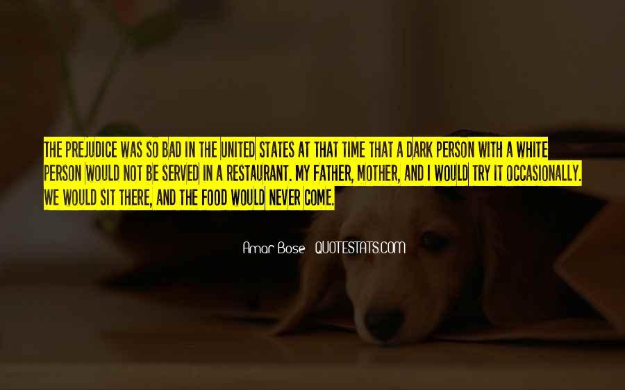Amar Bose Quotes #58970
