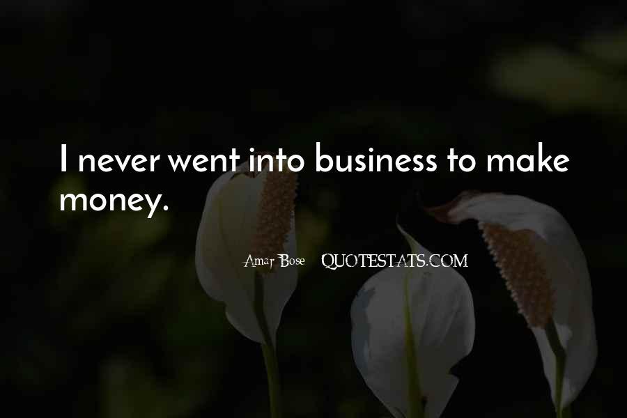 Amar Bose Quotes #685945