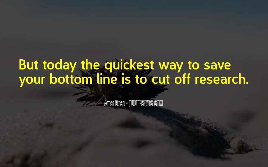 Amar Bose Quotes #726876