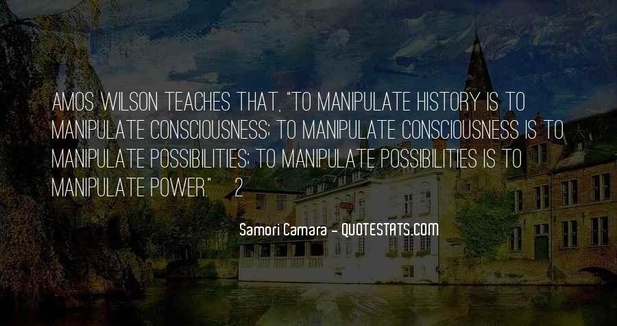 Amos Wilson Quotes #769694