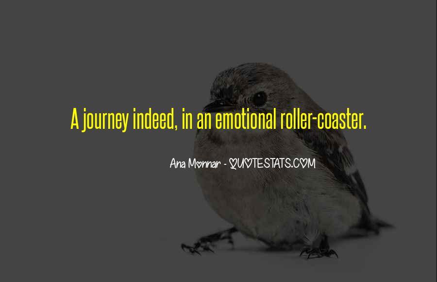 Ana Monnar Quotes #1381727
