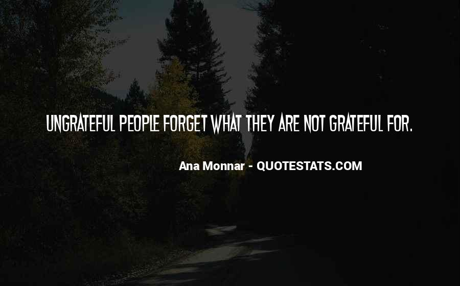 Ana Monnar Quotes #951008