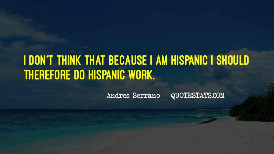Andres Serrano Quotes #1035464