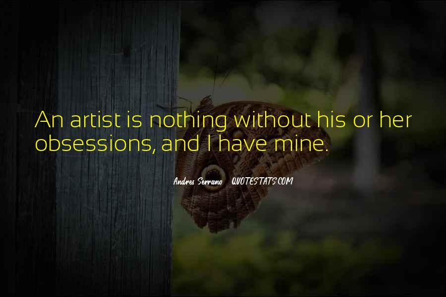 Andres Serrano Quotes #1260282