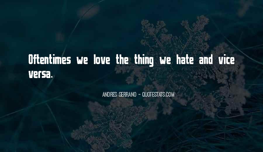 Andres Serrano Quotes #756809