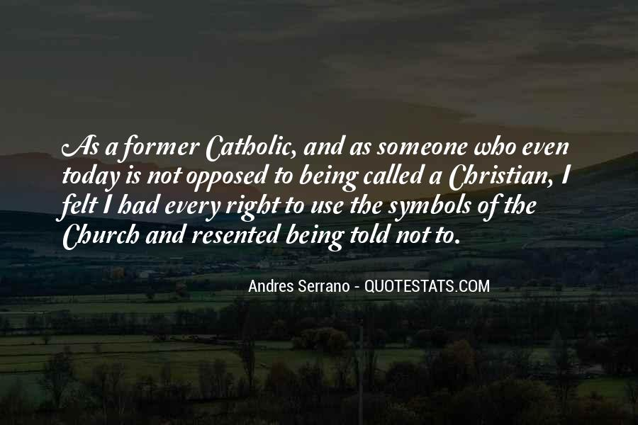 Andres Serrano Quotes #838535