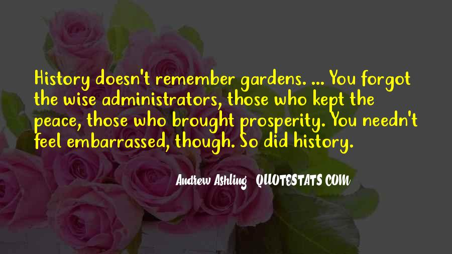 Andrew Ashling Quotes #592447