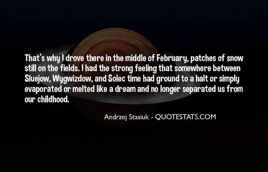 Andrzej Stasiuk Quotes #185809