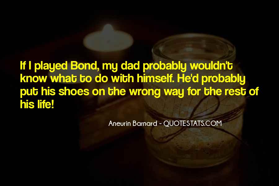 Aneurin Barnard Quotes #163113