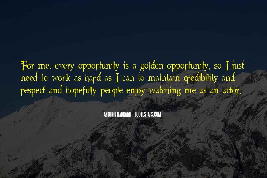 Aneurin Barnard Quotes #1776793