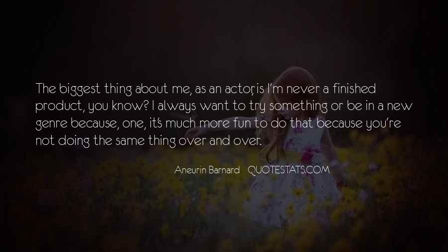 Aneurin Barnard Quotes #328376