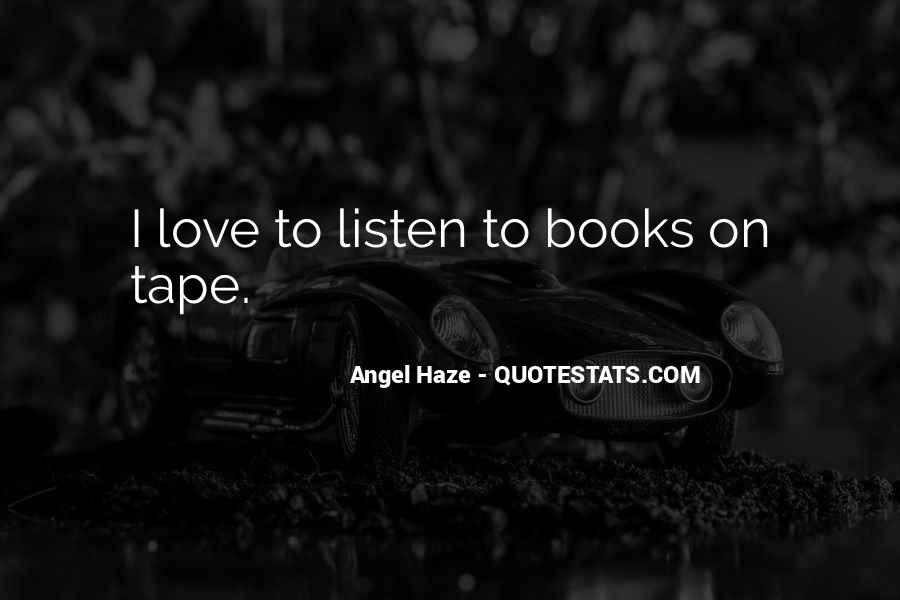 Angel Haze Quotes #1211668