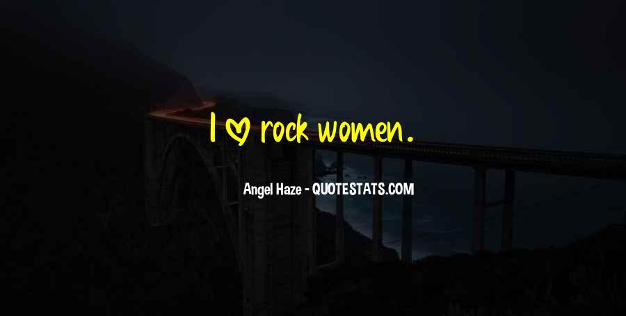 Angel Haze Quotes #1365829