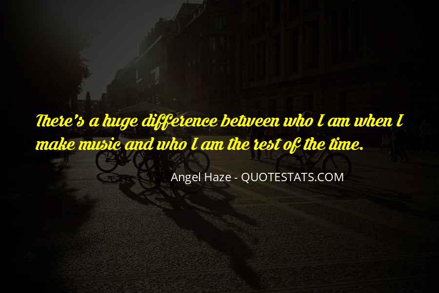 Angel Haze Quotes #1435357