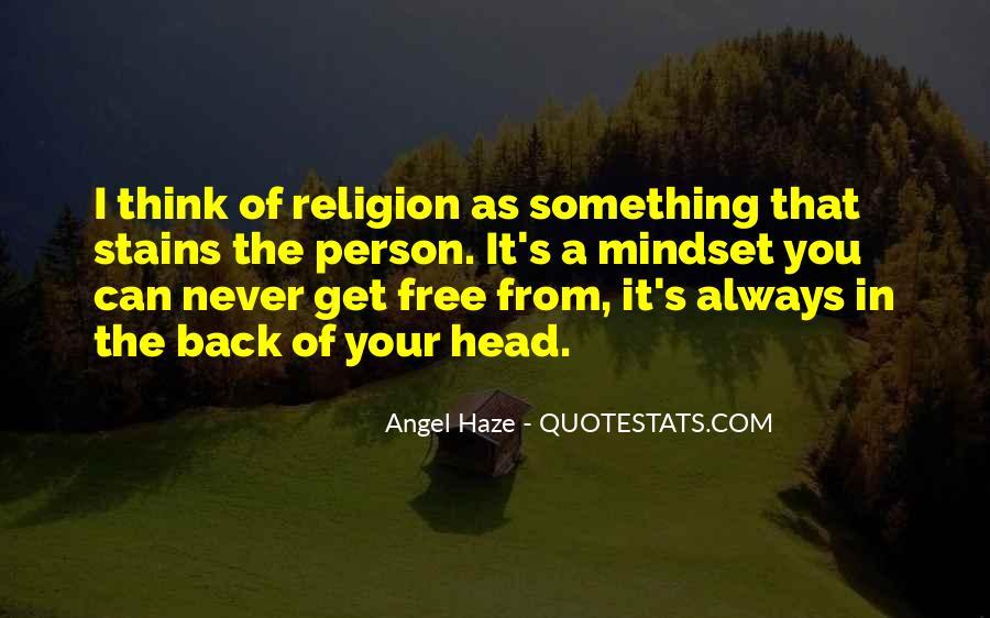 Angel Haze Quotes #1793837