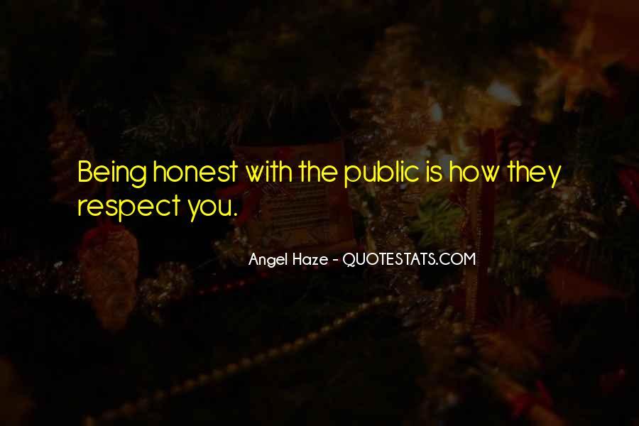 Angel Haze Quotes #559249
