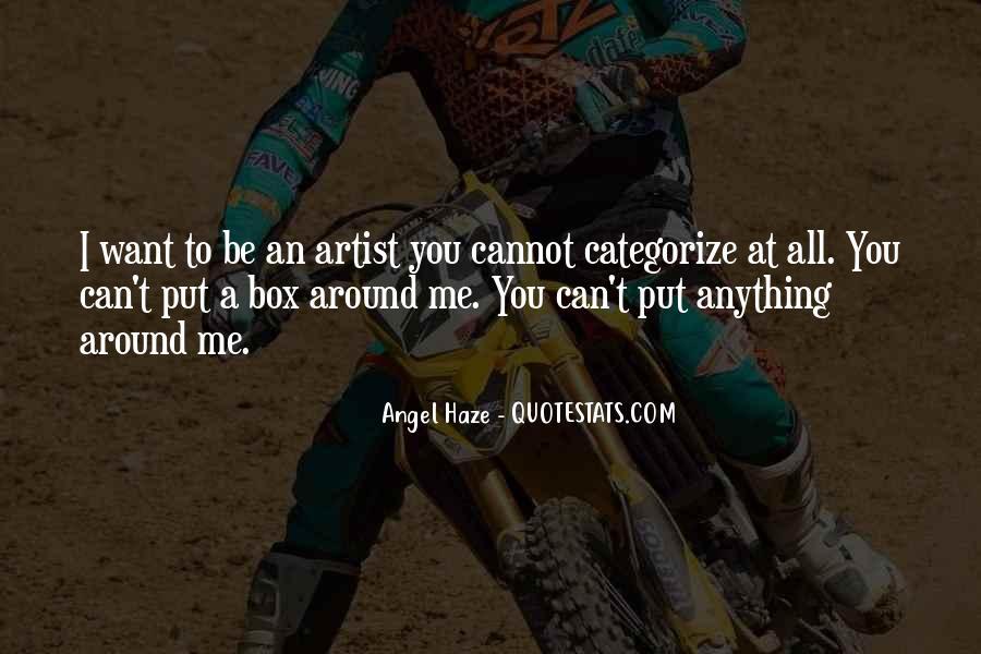 Angel Haze Quotes #655356