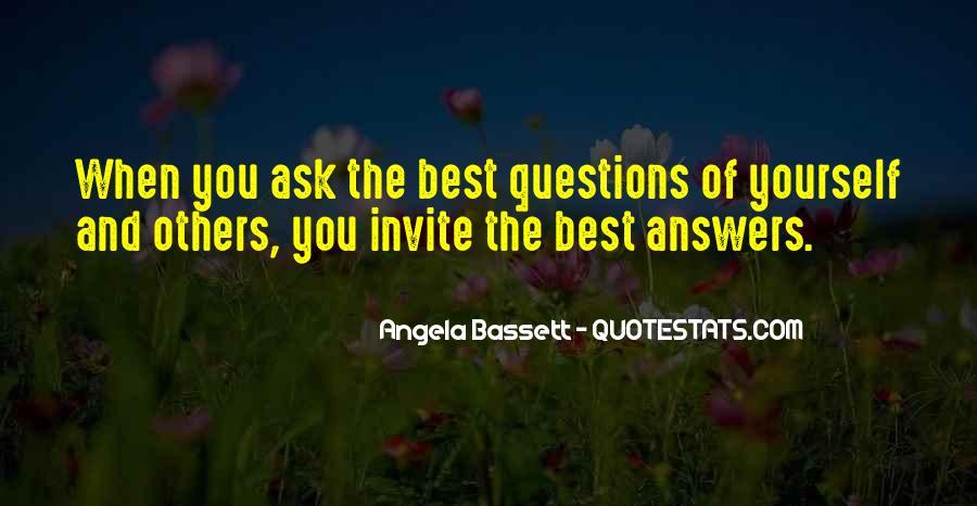 Angela Bassett Quotes #1214783