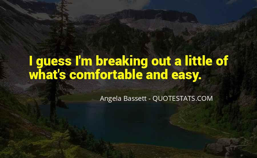 Angela Bassett Quotes #1287519