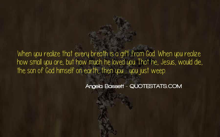Angela Bassett Quotes #1676887
