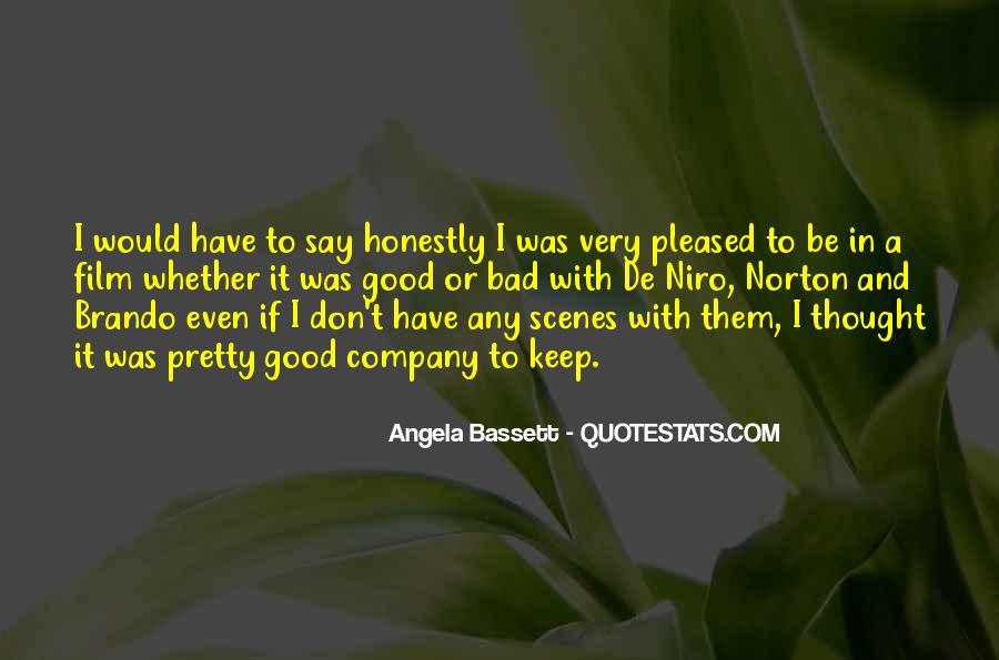 Angela Bassett Quotes #1742951